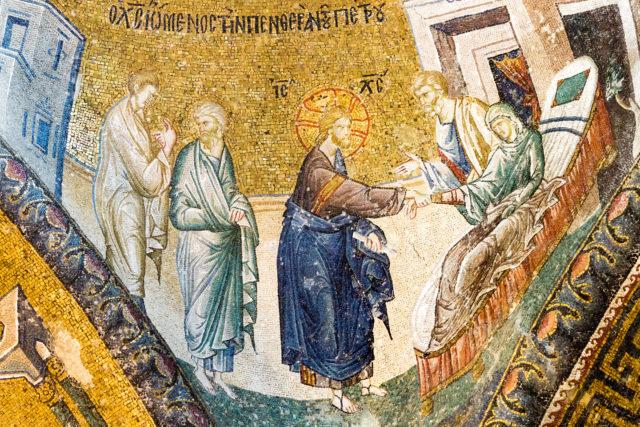 Chora Church Istanbul Frescoes and Mosaics