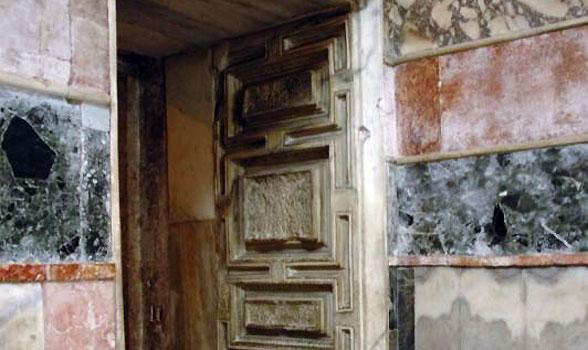 Chora Church Doorway