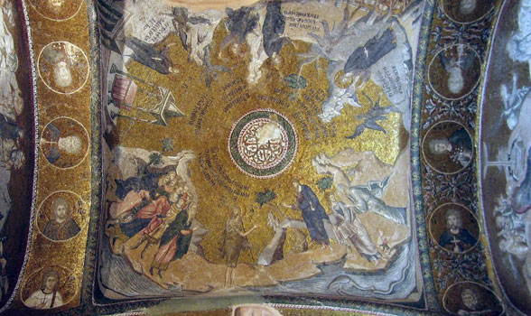 Chora Church Ceiling II