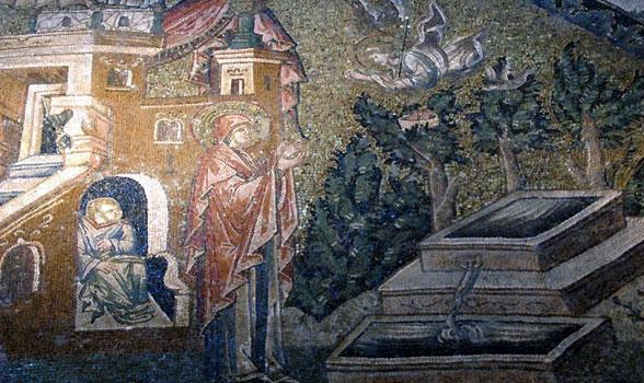 Mosaic Chora Church