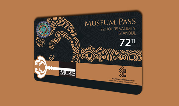 Museum Pass Istanbul Cards are valid for Chora Museum too